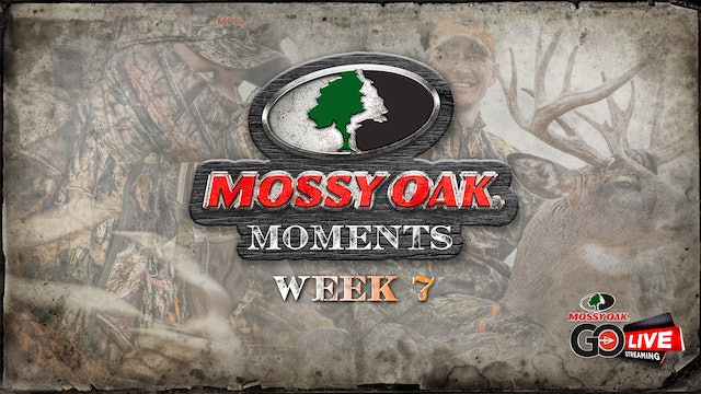 Live: 10.19.2020 Mossy Oak Moments Replay
