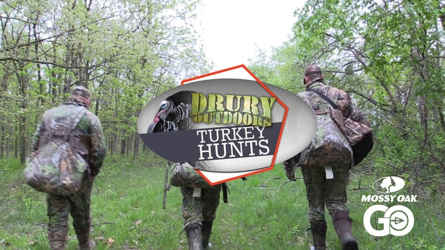 Chad Kilmer Bags His Best Turkey Ever • DOD TV