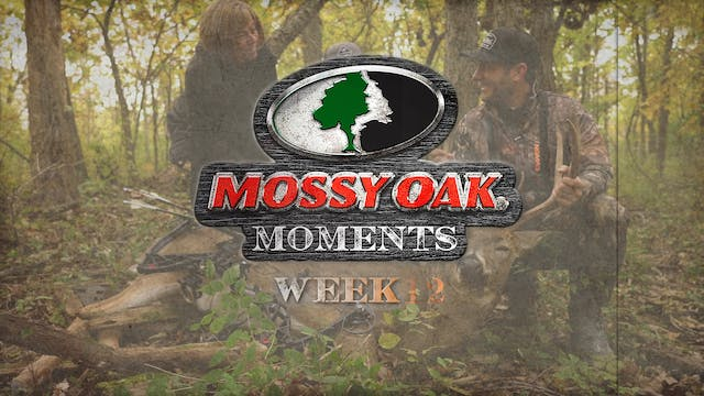 Live: 11.23.2020 Mossy Oak Moments Re...