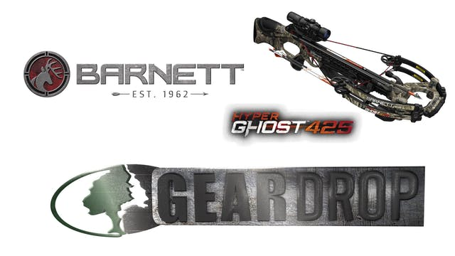 Gear Drop • Barnett Hyper Ghost 425