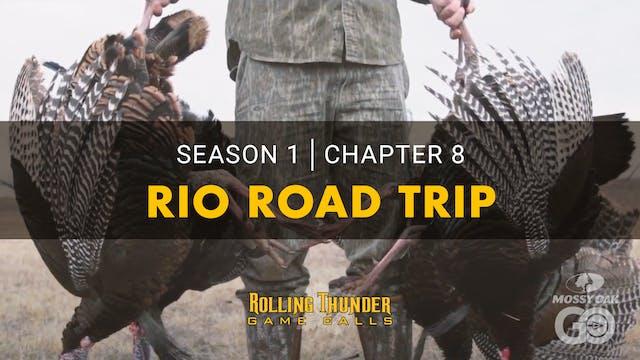 Rio Roadtrip • Rolling Thunder Ch.8