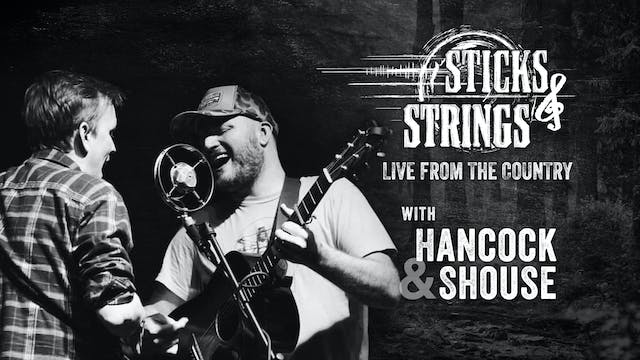 Hancock & Shouse • Sticks & Strings: ...