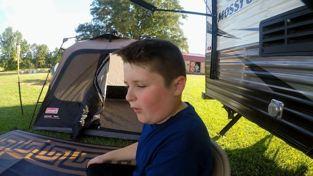 CAMPING & CROSSBOWS