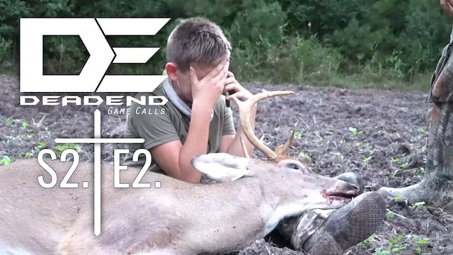 Cameron's First Buck • Dead End Game ...