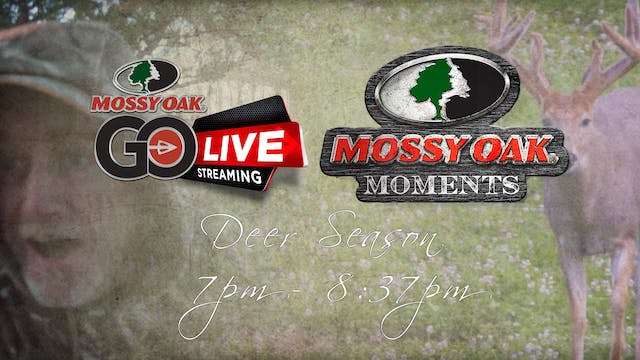 Live: 10.26.2020 Mossy Oak Moments