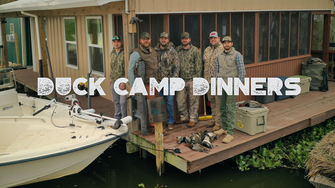 Duck Camp Dinners