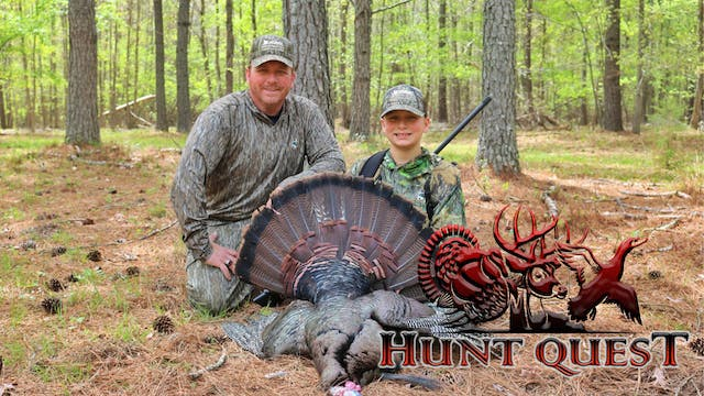 Down To The Wire Toms in NC! • Hunt Q...