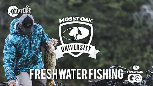 Freshwater Fishing • Mossy Oak University