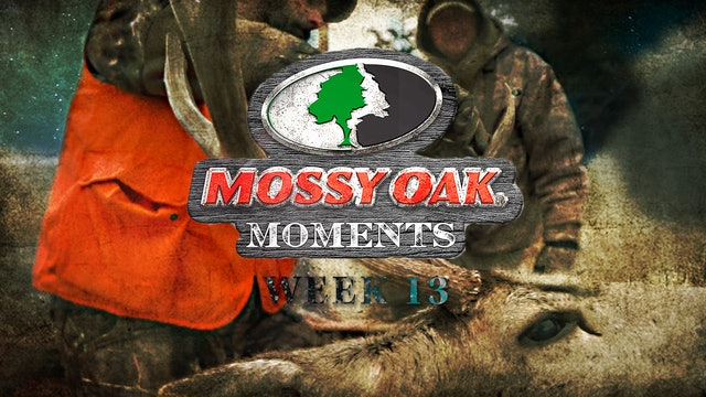 Live: 11.30.2020 Mossy Oak Moments Replay