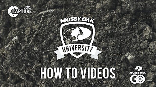 How To • Mossy Oak University