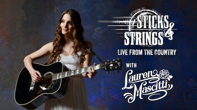 Lauren Mascitti • Sticks & Strings: L...