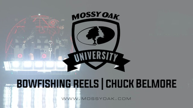 Two Types of Bow Fishing Reels • Mossy Oak University