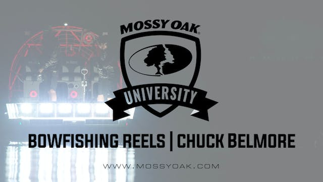 Two Types of Bow Fishing Reels • Moss...