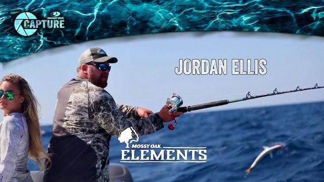 Jordan Ellis of Mexican Gulf Fishing • Elements