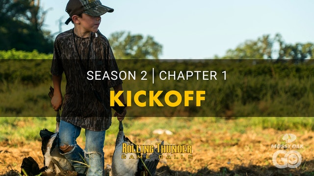 Kickoff • Rolling Thunder Ch.1