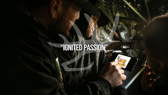 Ignited Passion • Heartland Bowhunter • Behind the Draw