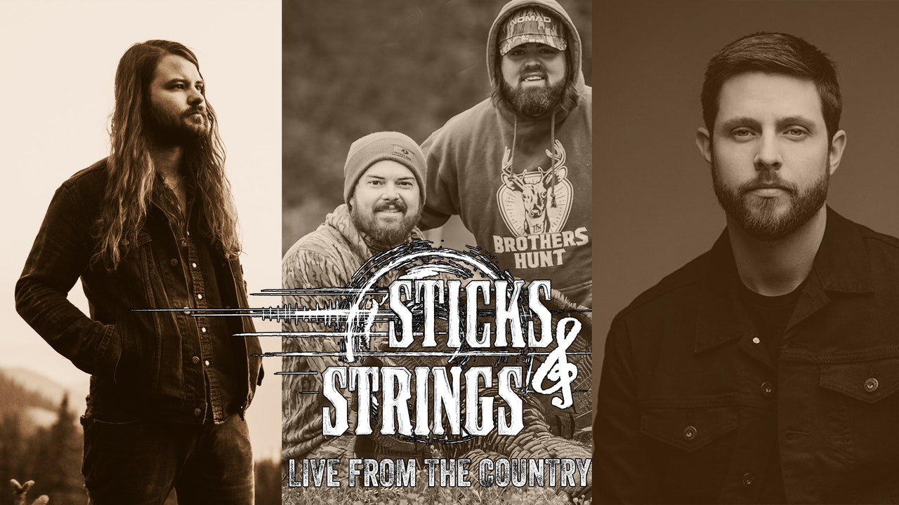 Stick & Strings: Live From The Country