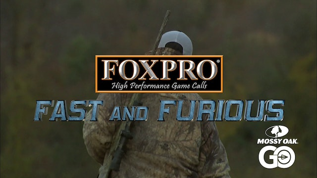 FOXPRO 1111 Maryland • Fast and Furious