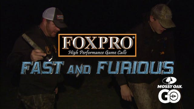 FOXPRO 1110 Virginia • Fast and Furious