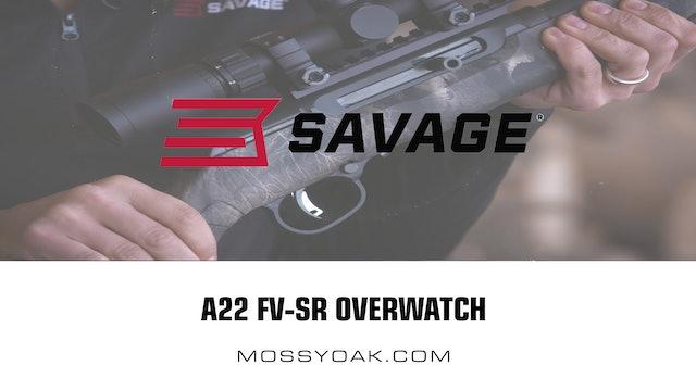Savage Arms • A22 FV-SR