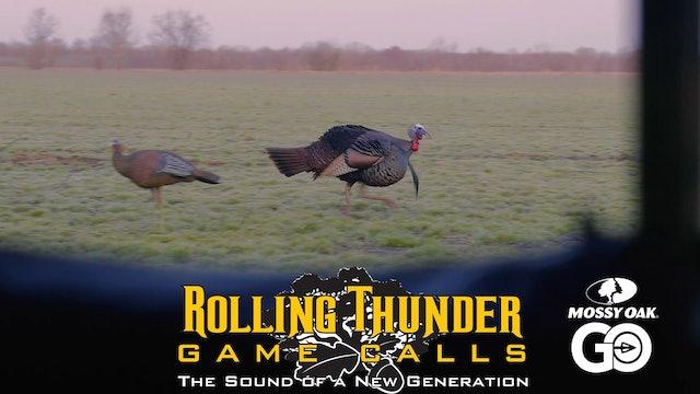 Turkey Camp • Rolling Thunder Ch.8
