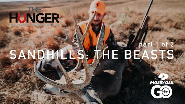 Sandhills • The Beasts (Part 1 Of 2) • The Hunger
