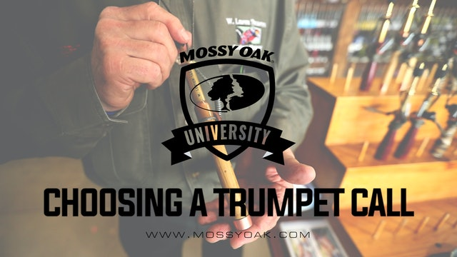 Choosing a Trumpet Call