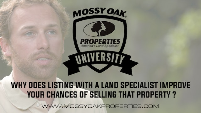 Why Does Listing With A Land Specialist Improve Your Chances Of Selling?