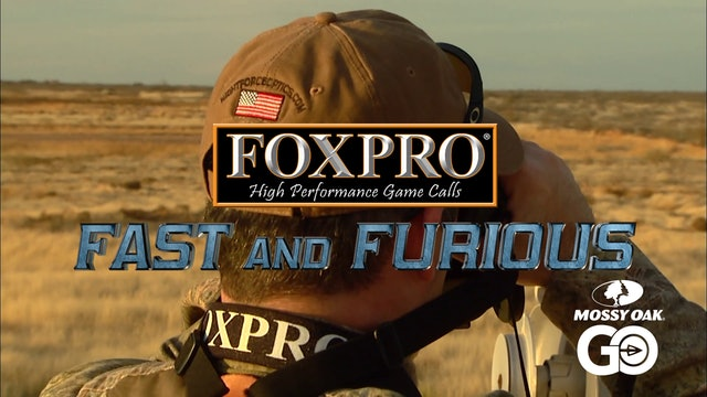 FOXPRO 1109 Texas 1 • Fast and Furious