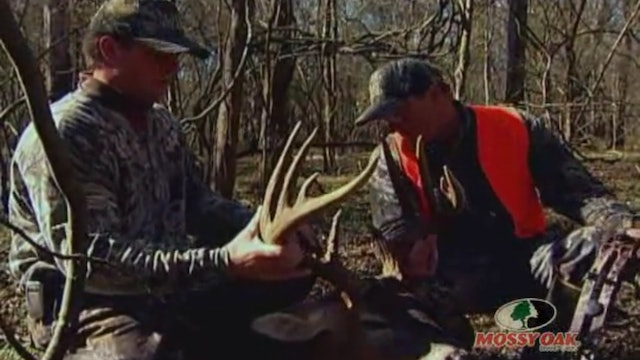 Mississippi River Legendary Whitetail • Big Bucks Deep in the Delta