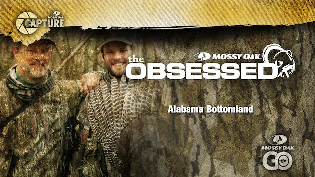 Alabama Bottomland • Southern Turkey Hunting
