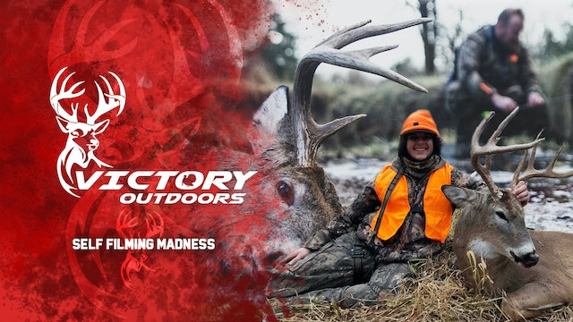 Self Filming Madness • Victory Outdoors