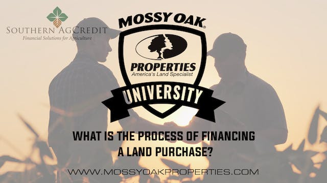 What Is The Process Of Financing A La...