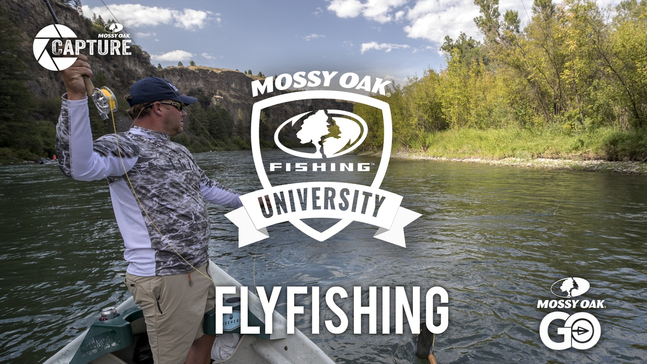 Fly Fishing Tips • Mossy Oak University