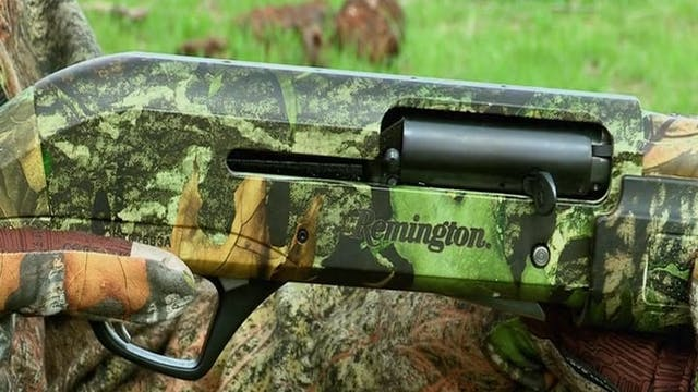 Factory to Field • Remington shotguns...