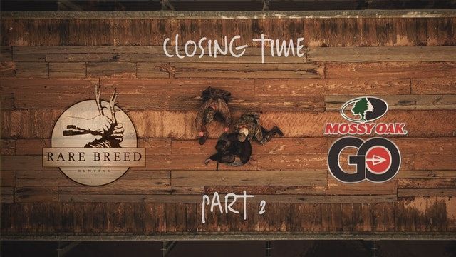Closing Time Part 2 • Rare Breed