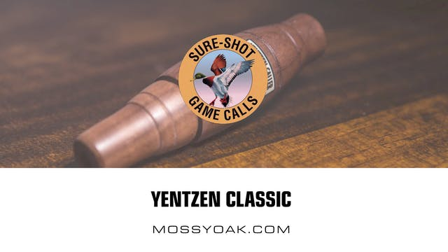 Yentzen Classic • Sure Shot Game Calls