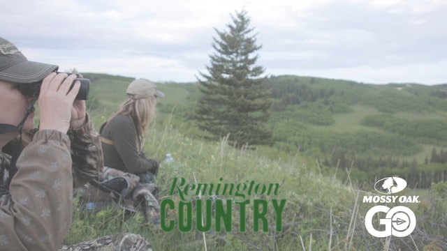 KS Gobblers / Alberta Black Bear • Remington Country