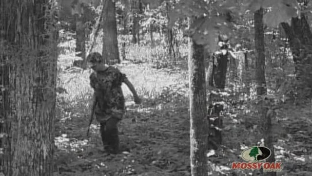 Deep In the Heart • Bow Hunting Old School Style
