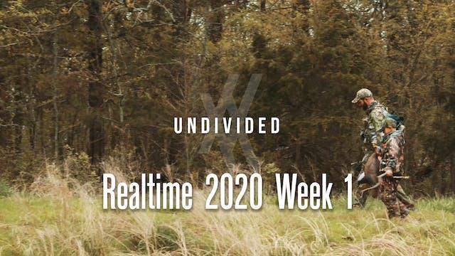 Undivided Realtime // 2020 WEEK 1