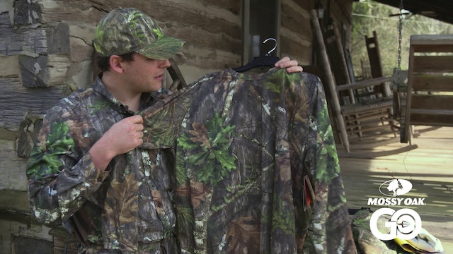 Magellan Eagle Pass & Hill Country Hunting Apparel