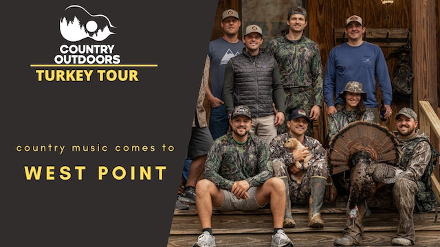 Country Music Comes to Mississippi! • Country Outdoors Adventures