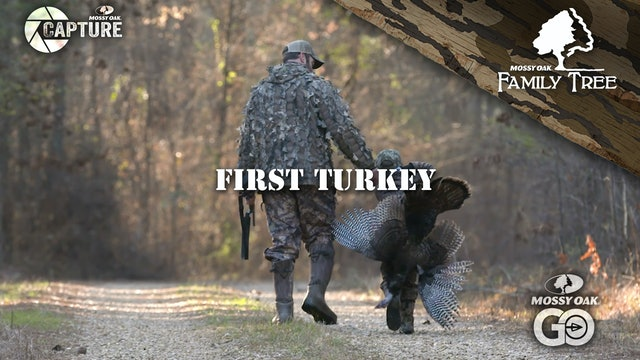 1st Turkey On the Season Opener • Lannie & Hayden Wallace