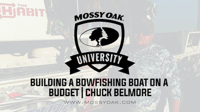 Building a Bowfishing Boat on a Budget • Mossy Oak University