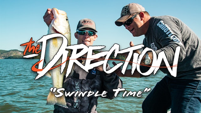 Swindle Time • The Direction
