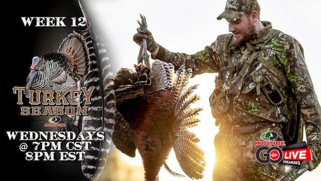 LIVE: 5.13.2020 Turkey Season Replay