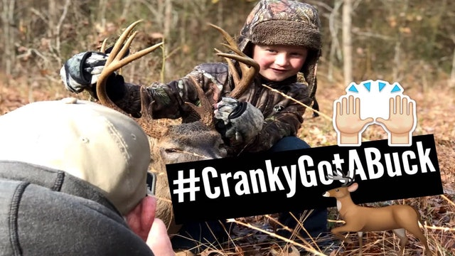 Cranky Got Craig!