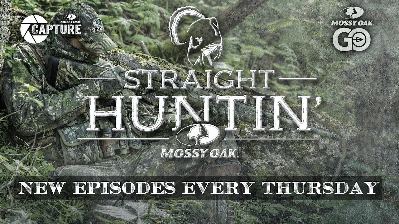 Straight Huntin - Turkey