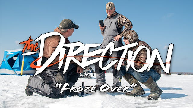 Froze Over • The Direction