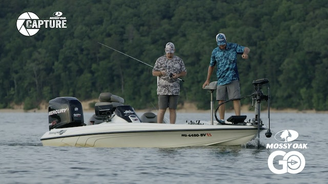 Jon & Mitch • Bass Fishing Pickwick Lake